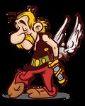 Asterix 'b'