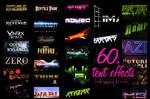 60 Premium Layer Styles
