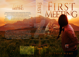 First Meeting - Commercial cover for sale