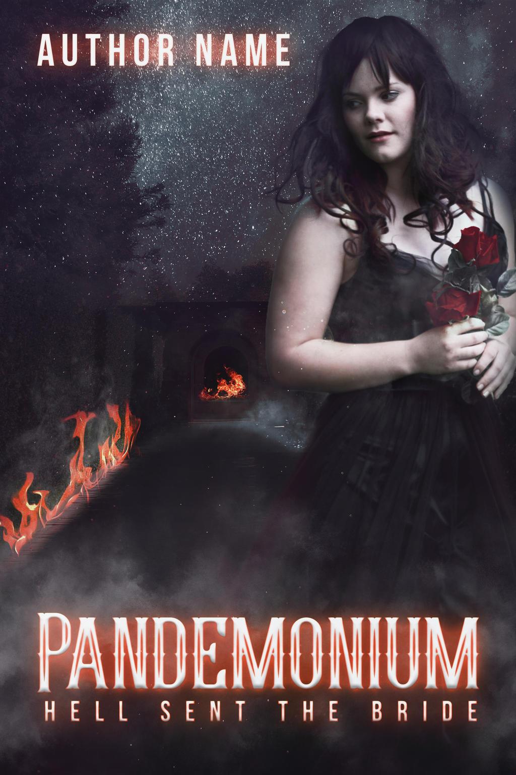 Contest Book cover Charlotte - Pandemonium