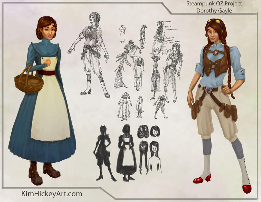 """a look at the development of the character of dorothy in the movie the wizard of oz And make dorothy into a much stronger character temple movie, as """"terry,"""" but after wizard of oz 23 surprising facts about 'the wizard of oz."""