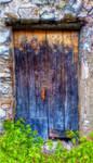 Tilted door by Olyy-Strange