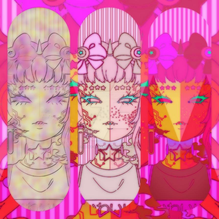 Pink Pop visual