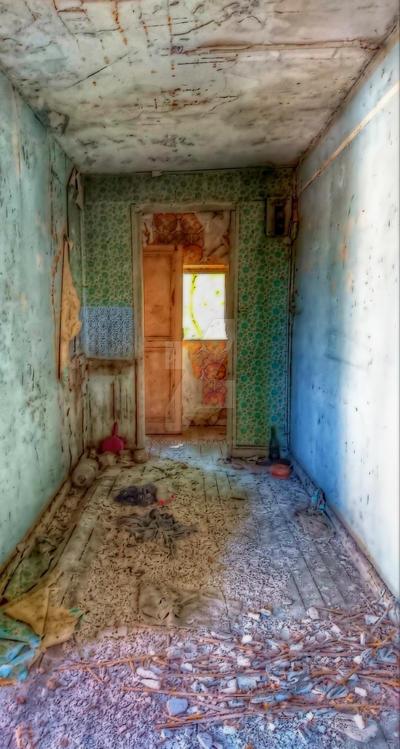 Wastes of the corridor