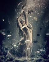Breathing underwater by Nimiel78