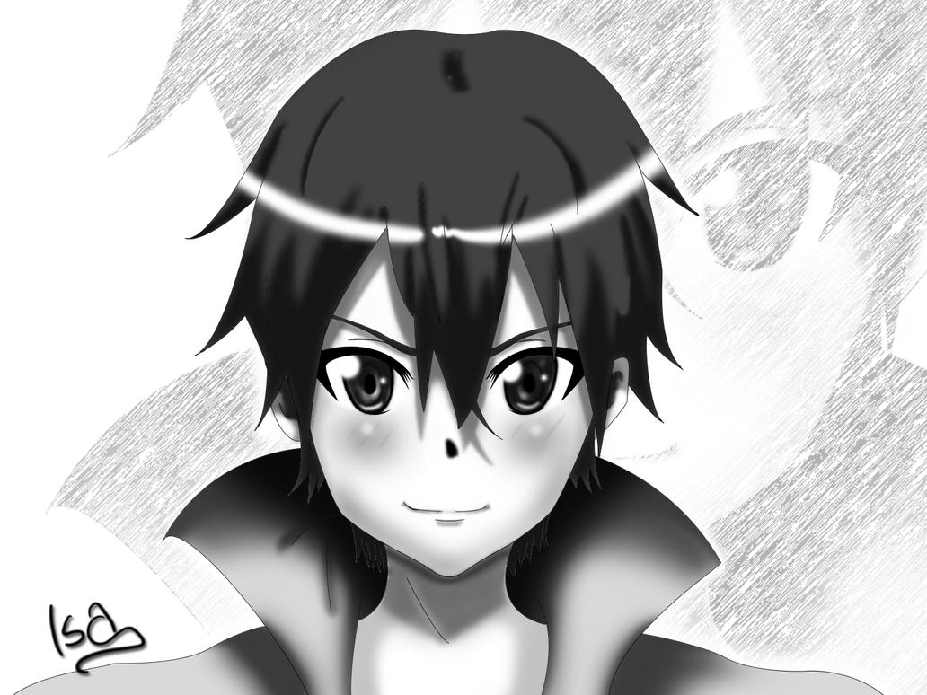 SAO: Kirito by Isayuki