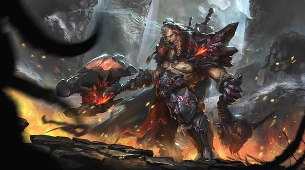 Diablo 3 - Barbarian