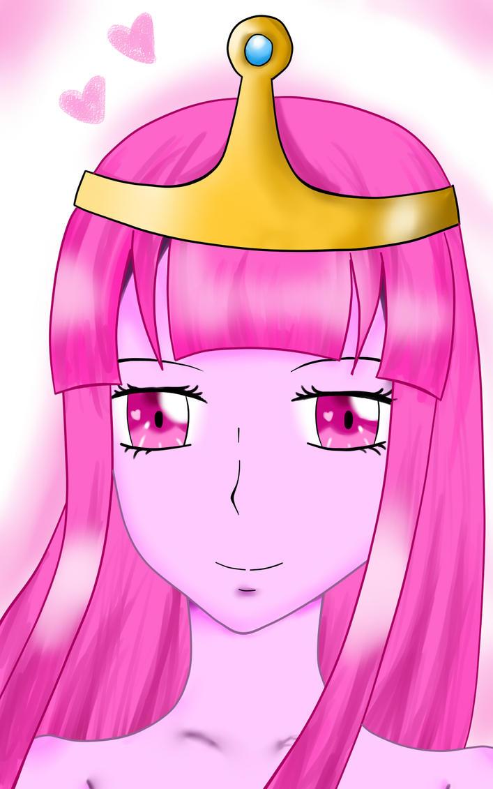 Princess Bubblegum by ZowieBlaze on DeviantArt