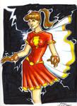 Classic Mary Marvel