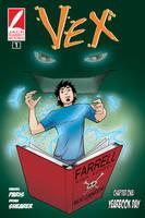 Vex Cover by gravyboy