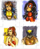 Marvel 70th Anniv 2 by gravyboy