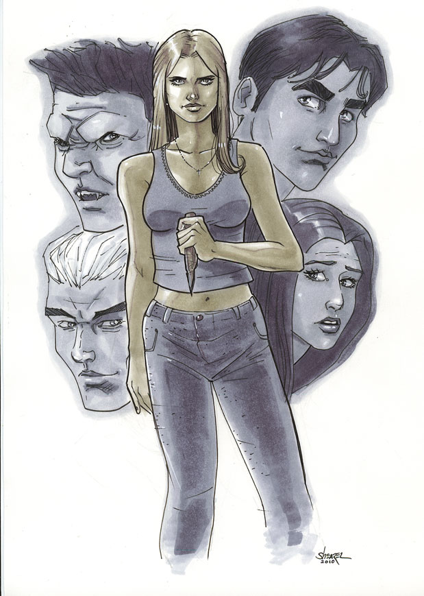 Buffy Montage by gravyboy