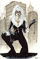 NYCC Black Cat by gravyboy