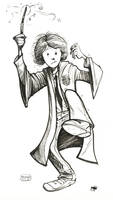 Daily Sketch: Ron Weasley
