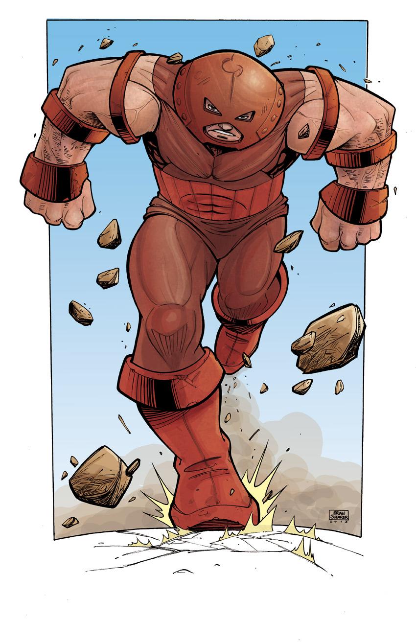 Juggernaut commission by gravyboy