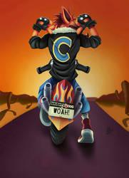 Crash Trilogy by OriginalCoco