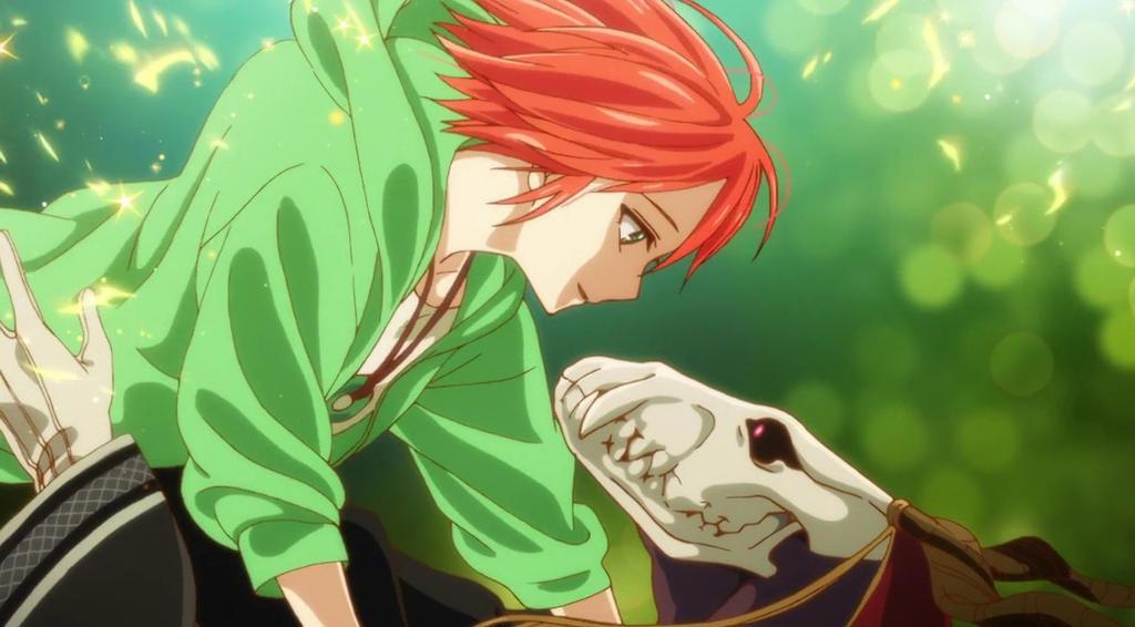 Resultado de imagem para Mahoutsukai no Yome
