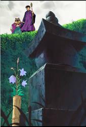 InuYasha - El castillo de los sueos en el espejo