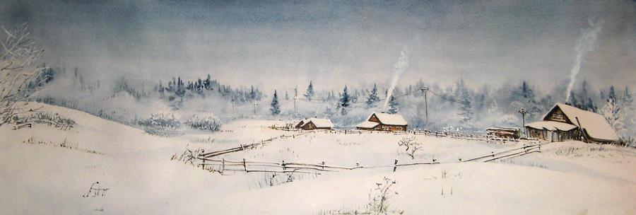 Frosts triumph. by Metttko