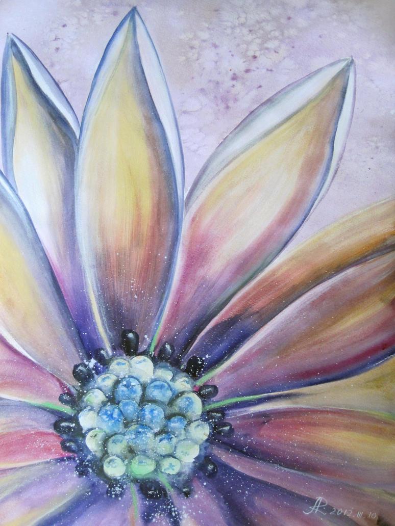 Flower by Metttko