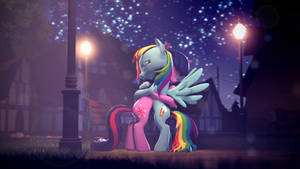 Under the Midnight Sun by PSFMer