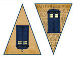 Doctor Who Banner by holsen08