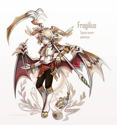 [ guest fragilius ] Oxen Year   closed