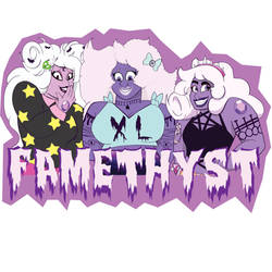 These Amethysts Are Great