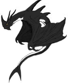 Storm the Orca dragon