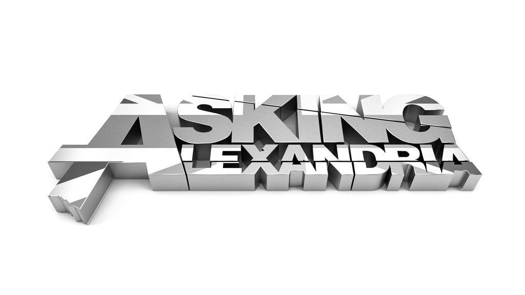 Asking Alexandria Wallpaper by xerix93