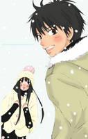 Yuki ni Todoke by Etarille
