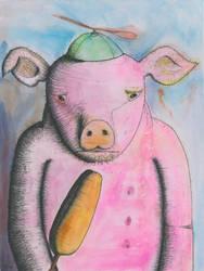 Piggy's Corndog