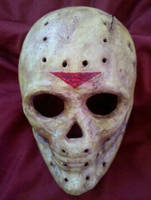 Jason Vorhees Mask by eugenekaik