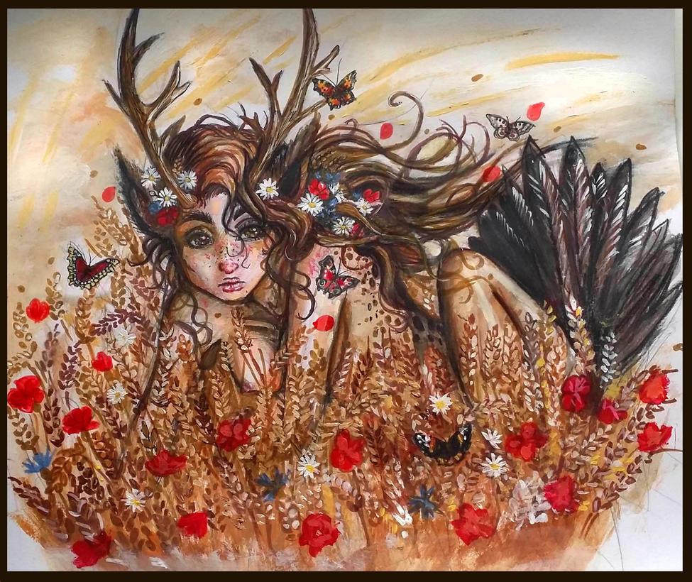 farie spirit - meadow by hailmust