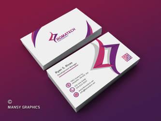 Stunning Business Card Design