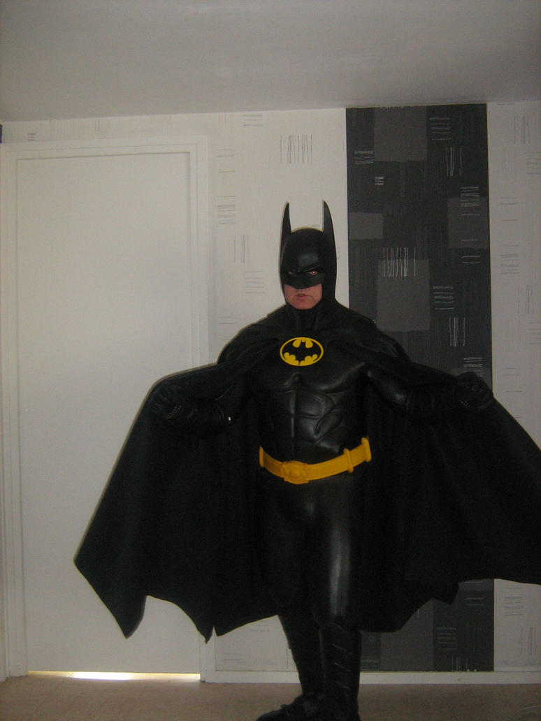 1989 Batman Costume Replica by Syl001 ... & 1989 Batman Costume Replica by Syl001 on DeviantArt