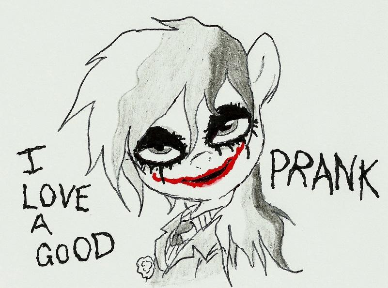 Joker Dash by joelashimself