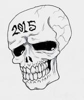 2015 Skull