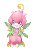 Lili Lili Flutter Flutter by Loyaldis