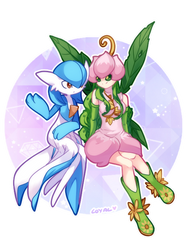 Dainty Fairies