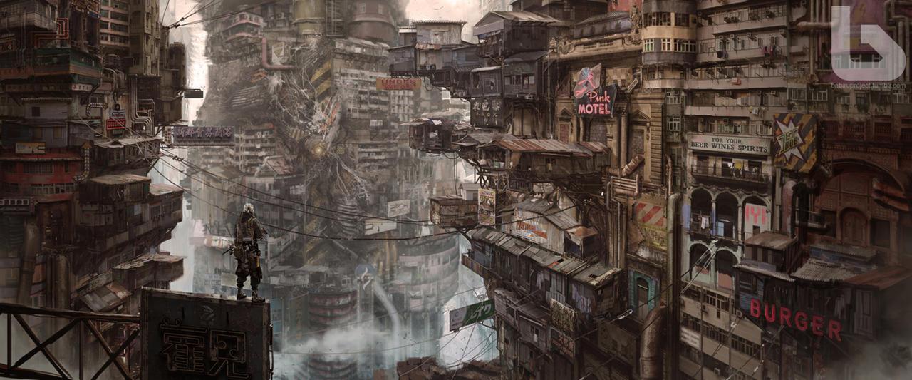 Babiru 04 by BABIRU