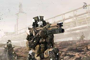 Elite Guards 01 by BABIRU