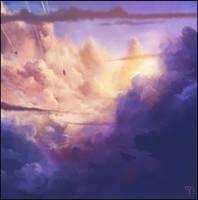 sky by AKIRAwrong
