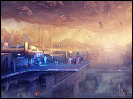 asteroid city by AKIRAwrong