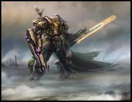 Empire general Heavy armor by AKIRAwrong