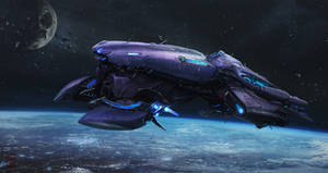 Alien-ship v1