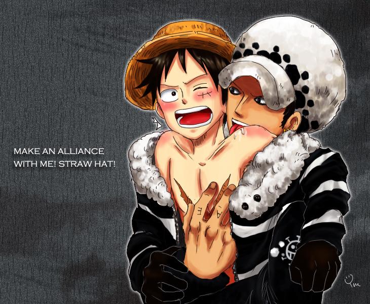 LawLu-Pirate Alliance by yunzl