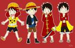 Film Z Luffy