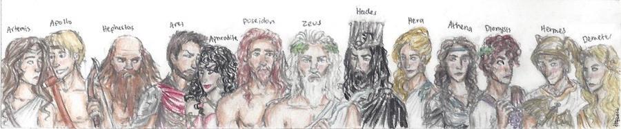 Joshua 39 S La Blogersville Greek Mythology What Do I Know
