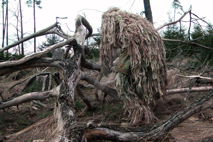 72 Ghillie Suit Wallpapers On Wallpaperplay: My New Ghillie Suit By Ripperkon On DeviantArt